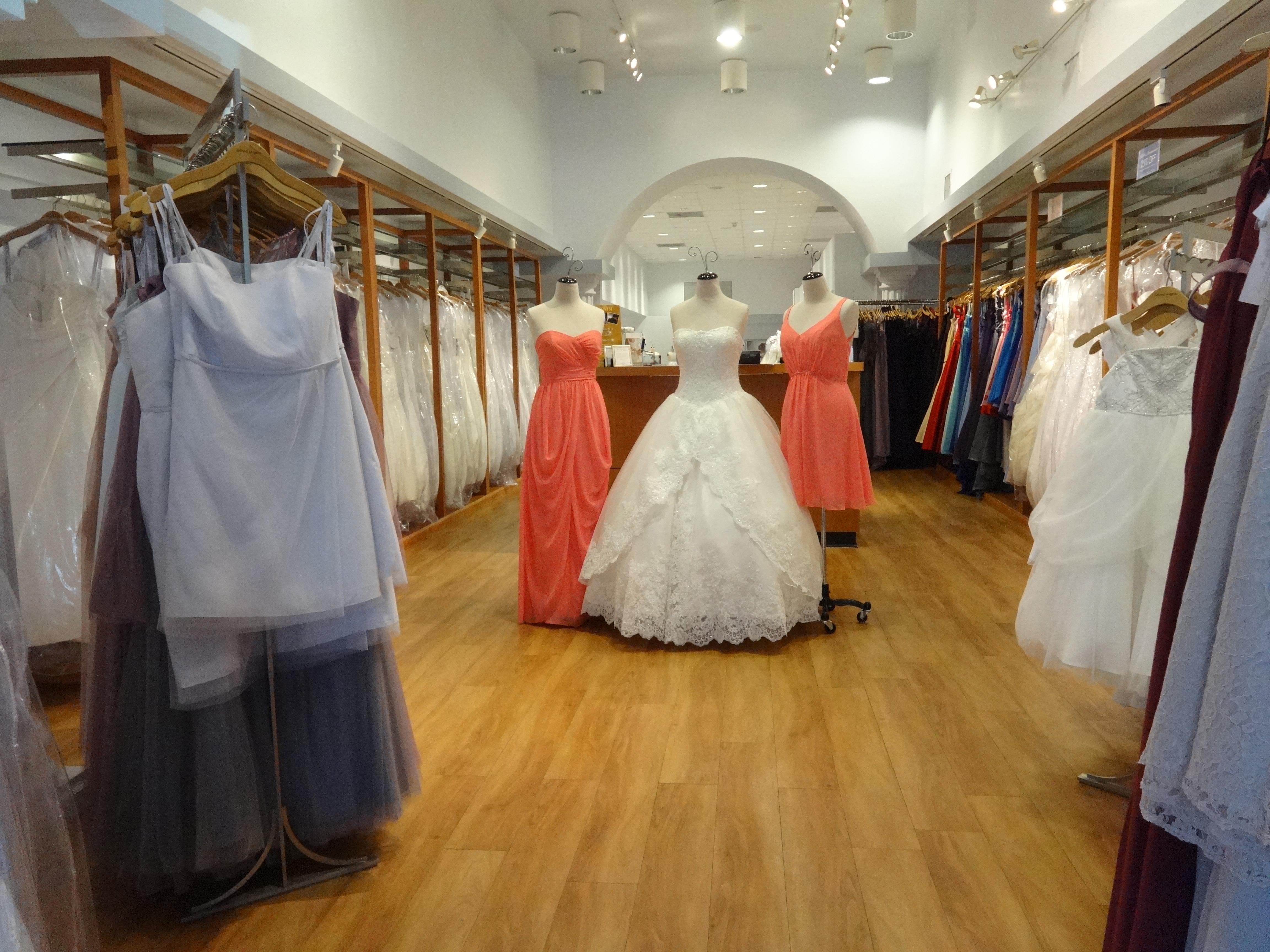 Comprar vestidos de novia en miami