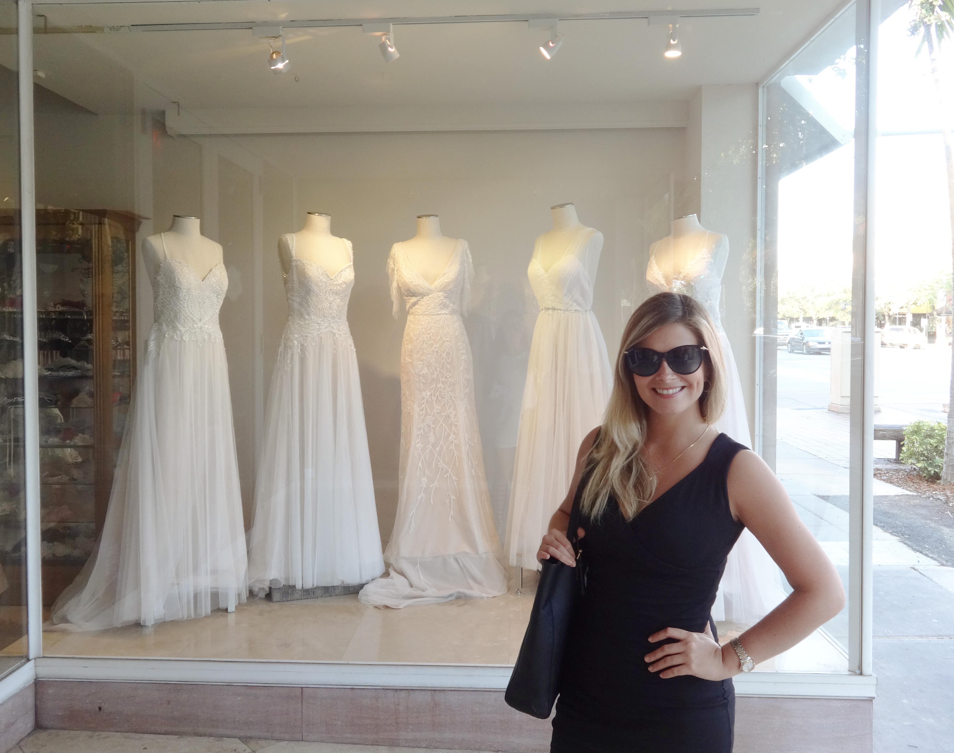 Donde puedo comprar vestidos de novia en miami